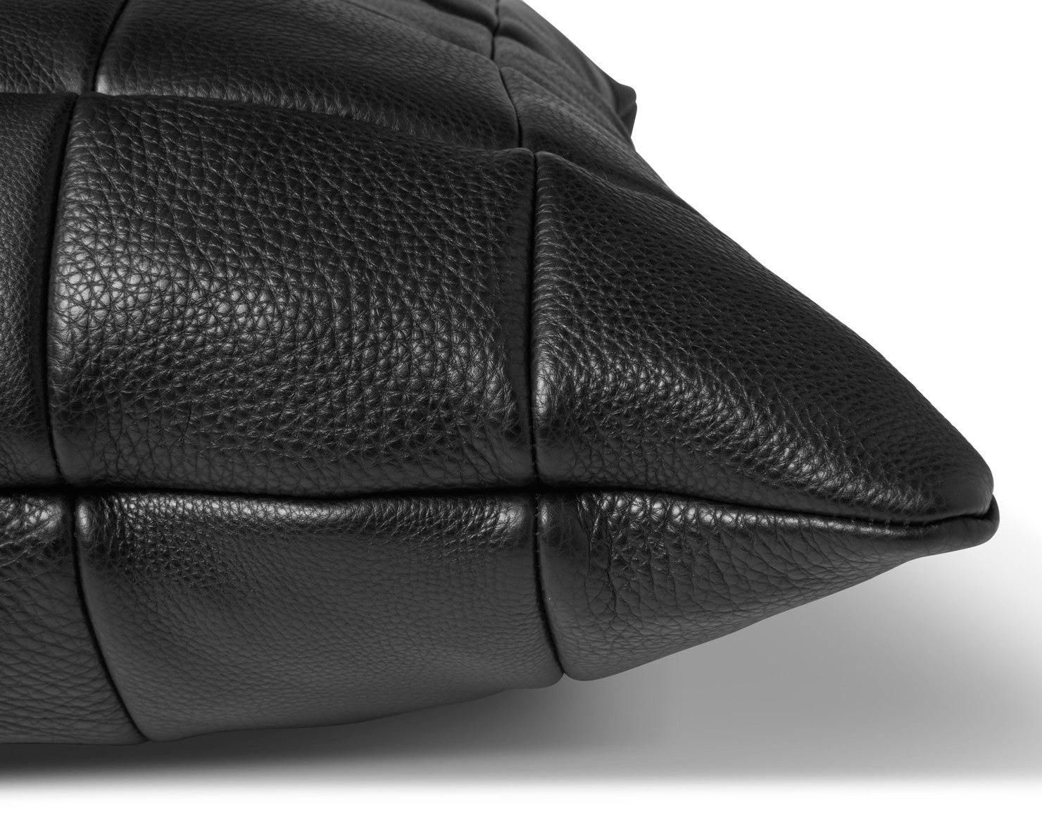 FLOOR PILLOW SMALL | KILLSPENCER® - Black Leather