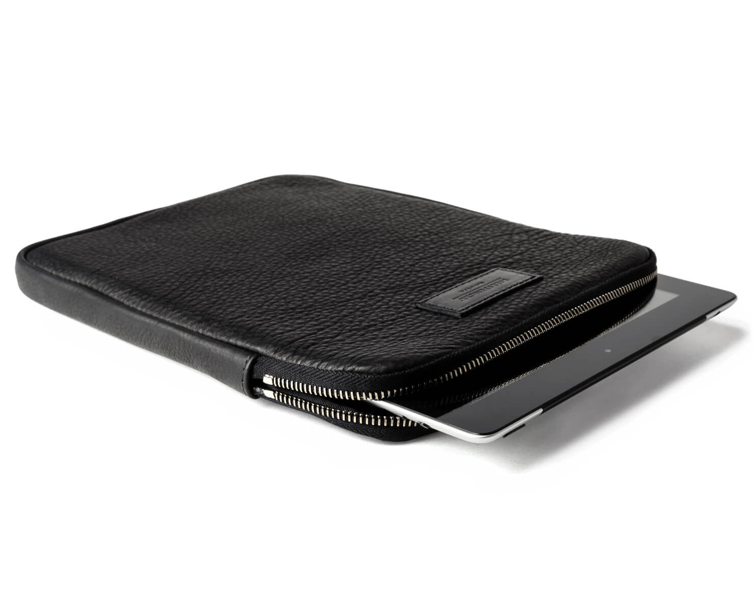 IPAD CASE 2.0 | KILLSPENCER® - Black Leather