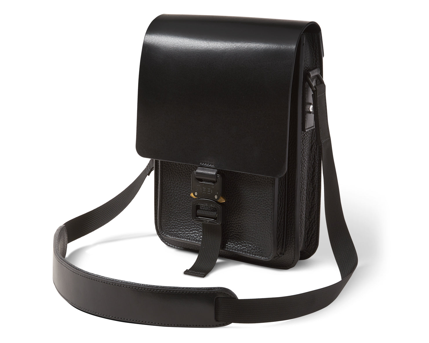 ESQUIRE SATCHEL | KILLSPENCER® - Black Leather