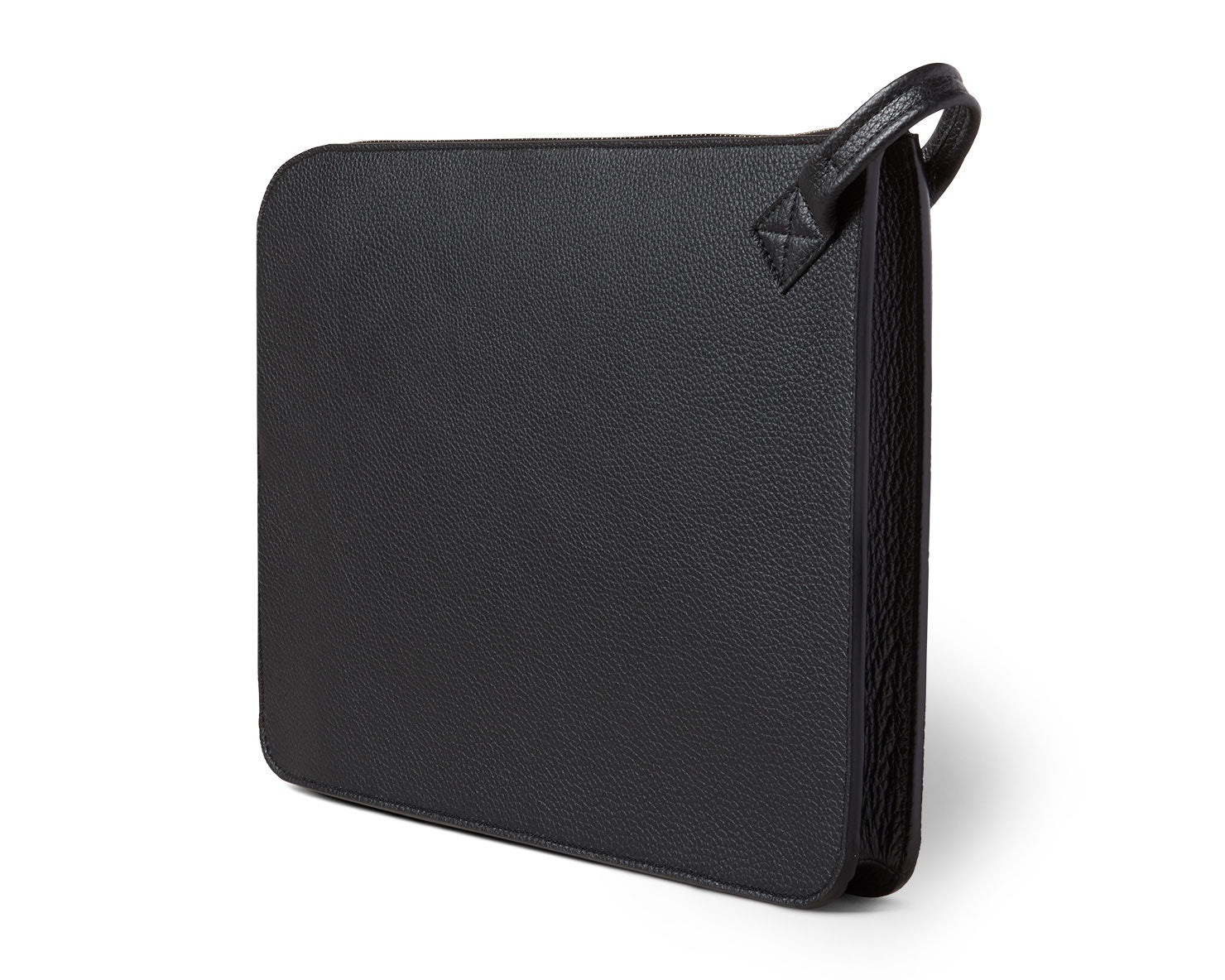 PORTFOLIO CASE | KILLSPENCER® - Black Leather