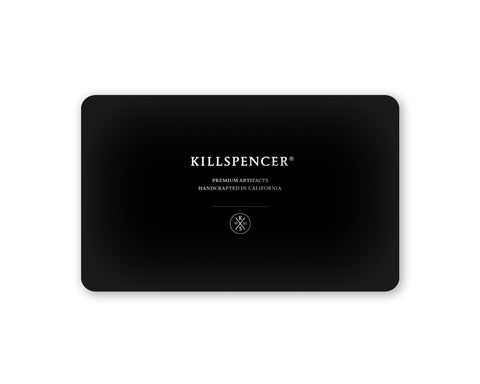GIFT CARD | KILLSPENCER®