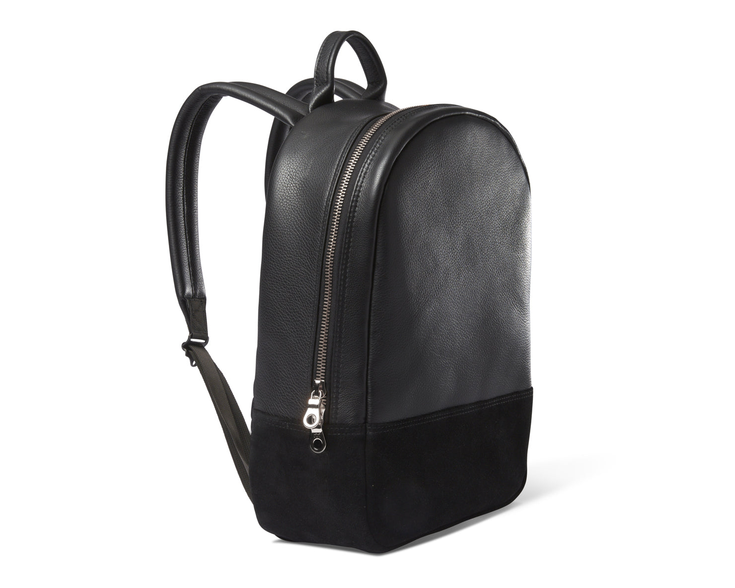 MINI DAYPACK | KILLSPENCER® - Black Leather