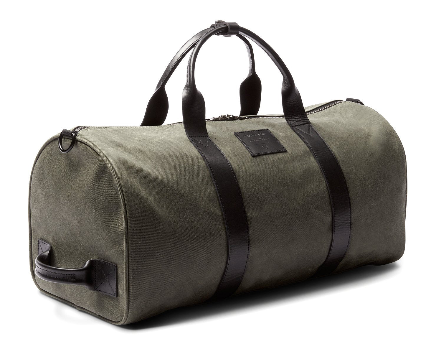 DUFFLE | KILLSPENCER® - Korean War Era Waxed Canvas