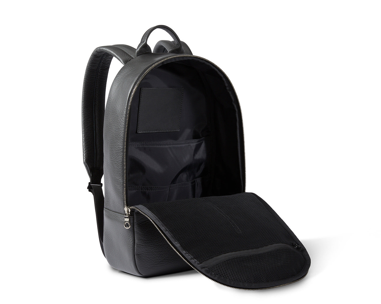 SPECIAL OPS BACKPACK 3.0 | KILLSPENCER® - Charcoal Grey Leather