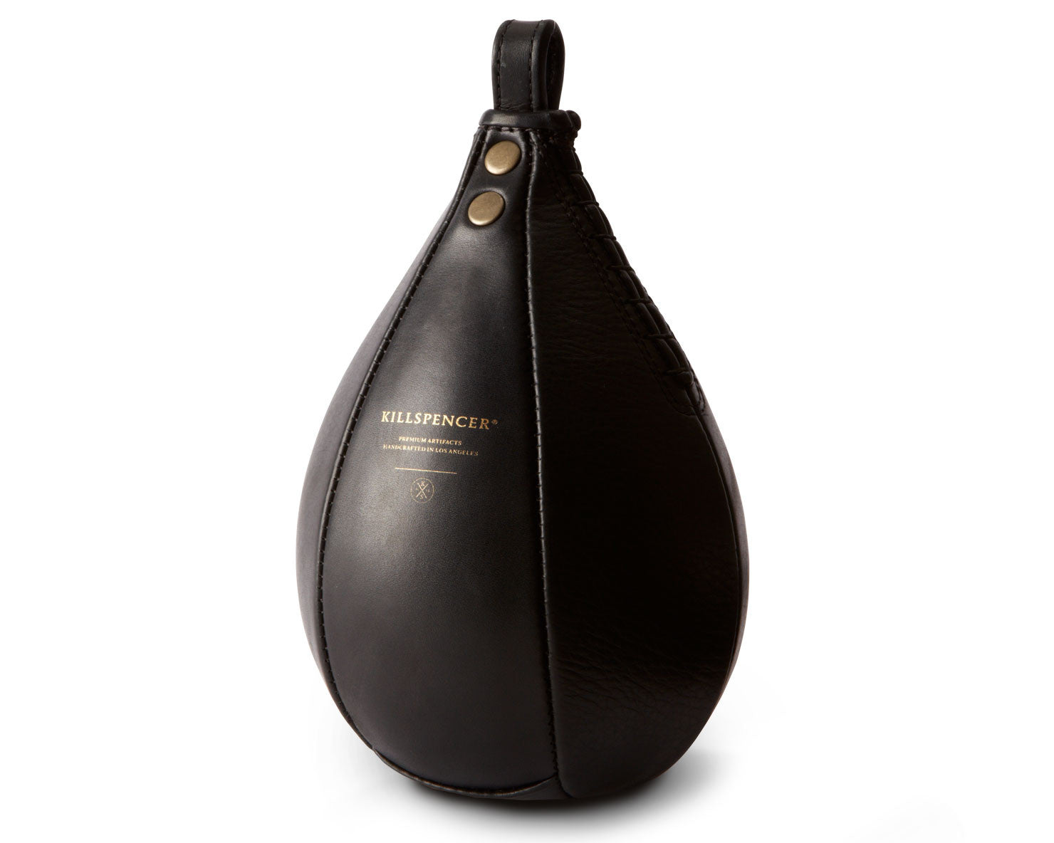 BOXING SPEED BAG | KILLSPENCER® - Black Leather