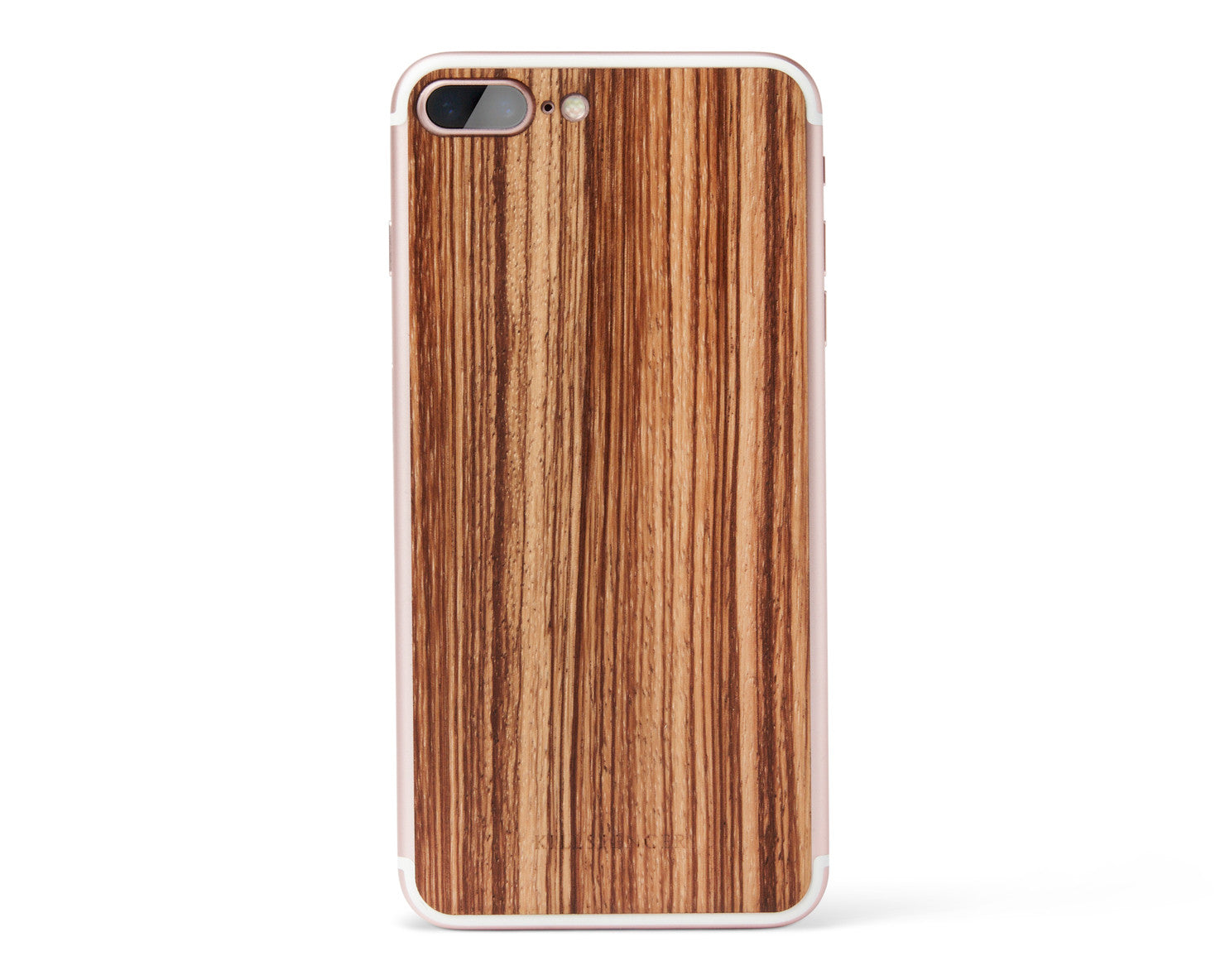 IPHONE 7 PLUS VEIL | KILLSPENCER® - Zebrawood