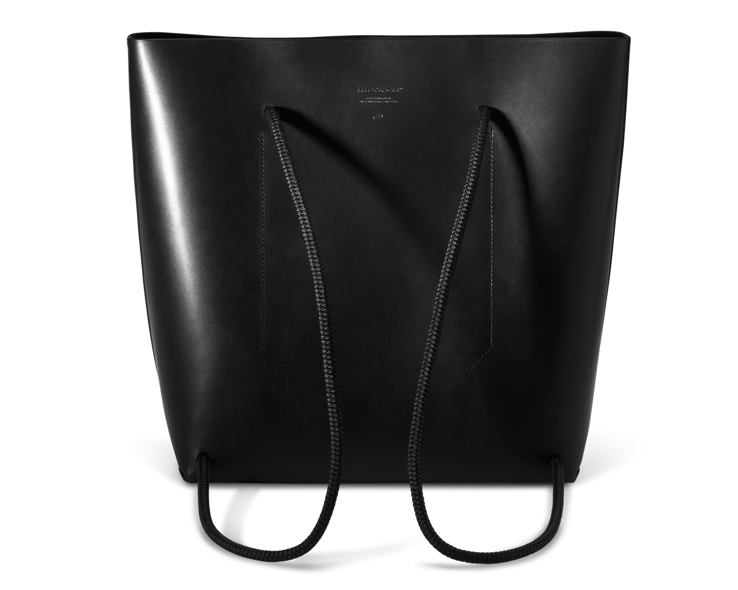 M-22 | KILLSPENCER® - Black Bullhide Leather