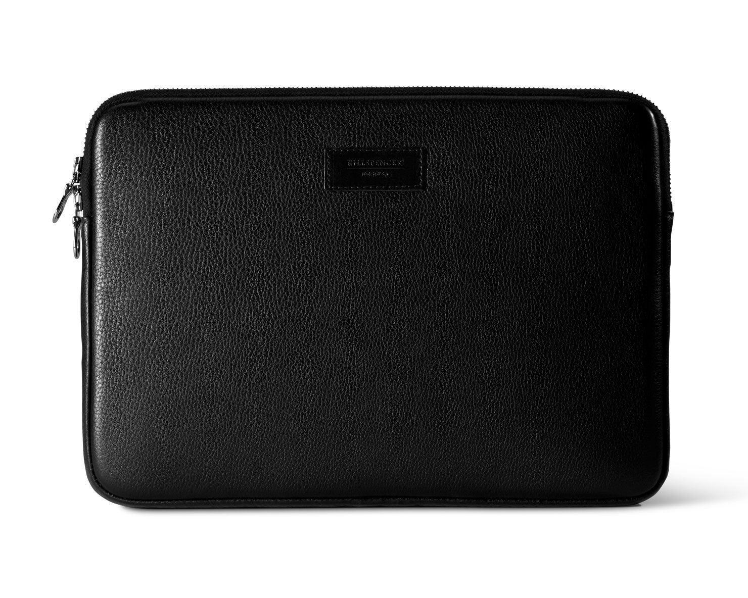 IPAD PRO CASE | KILLSPENCER® - Black Leather