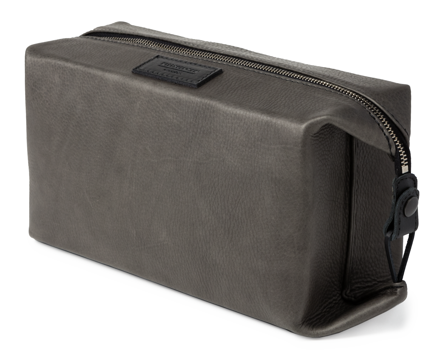 DOPP/FOLIO 2.0 | KILLSPENCER® - Charcoal Grey Leather