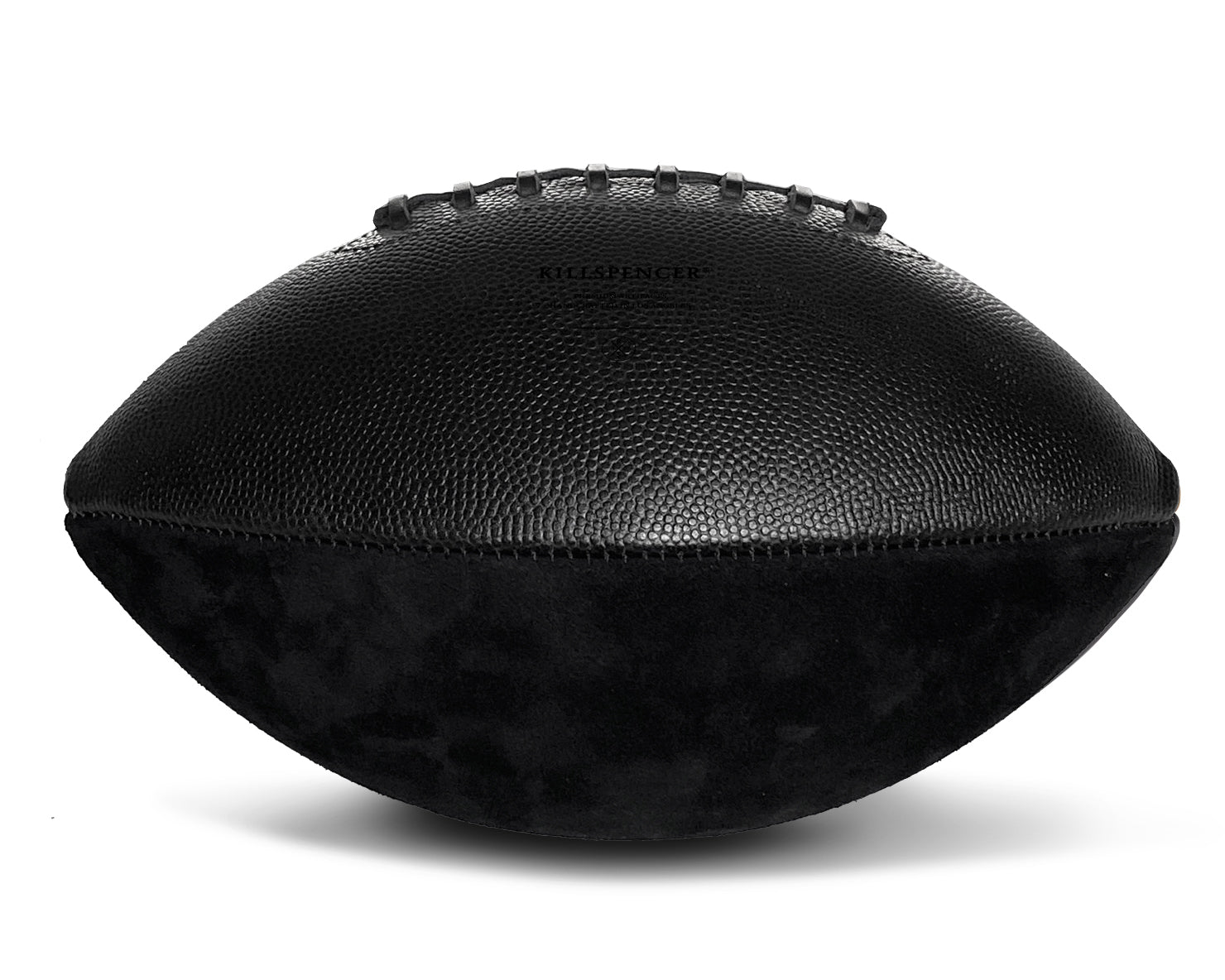 FOOTBALL | KILLSPENCER® - Black Horween Leather