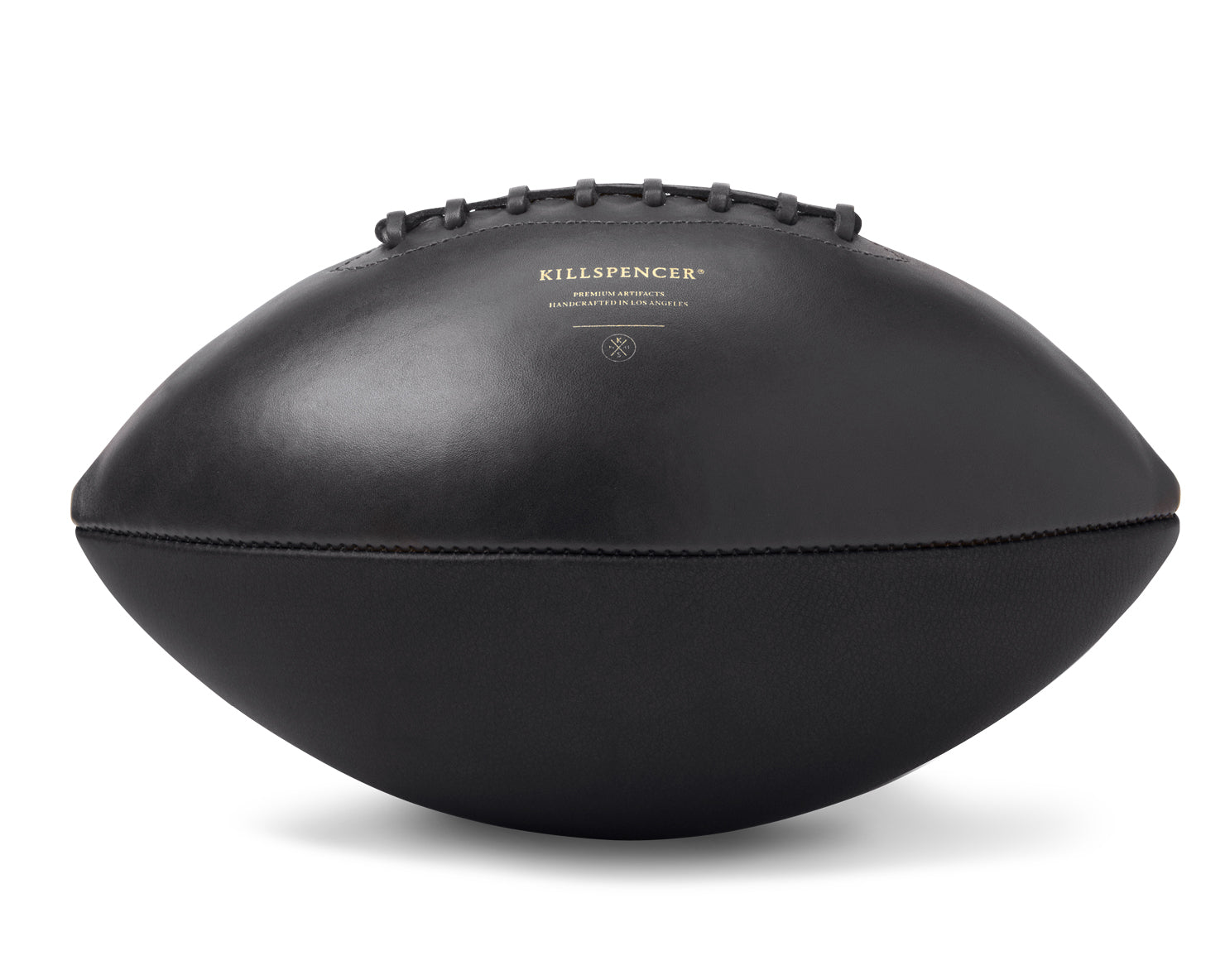 FOOTBALL | KILLSPENCER® - Black Leather