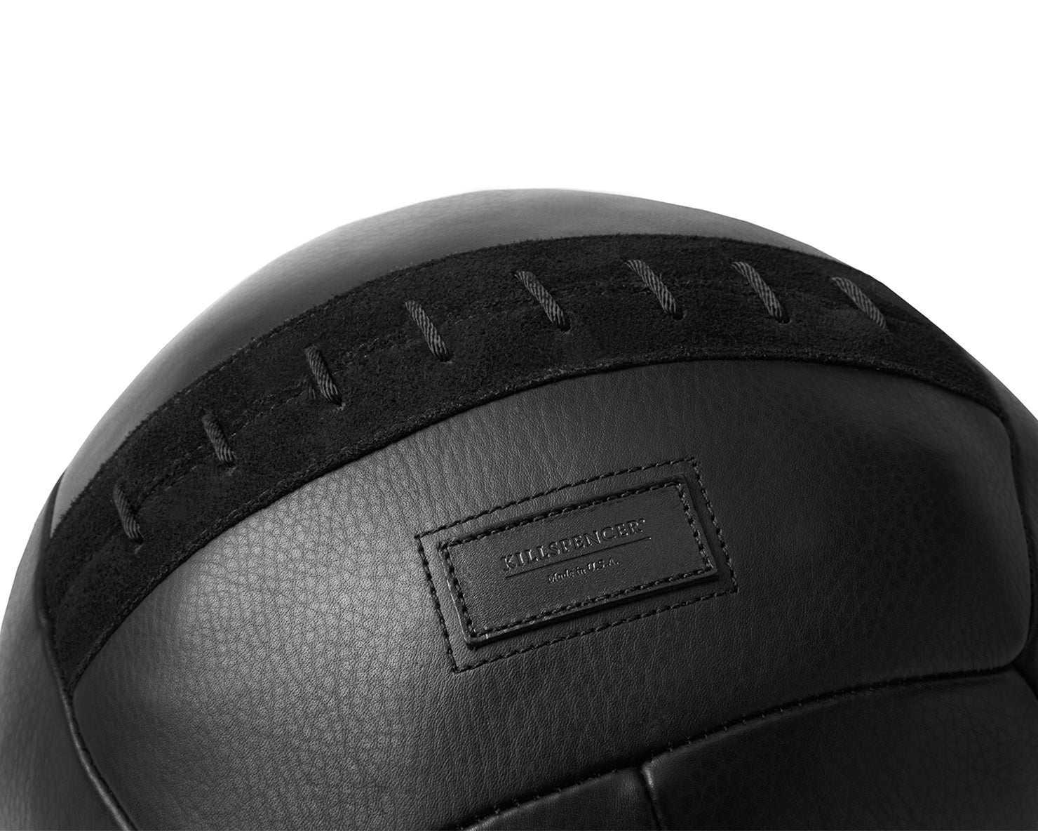 MEDICINE BALL | KILLSPENCER® - Black Leather