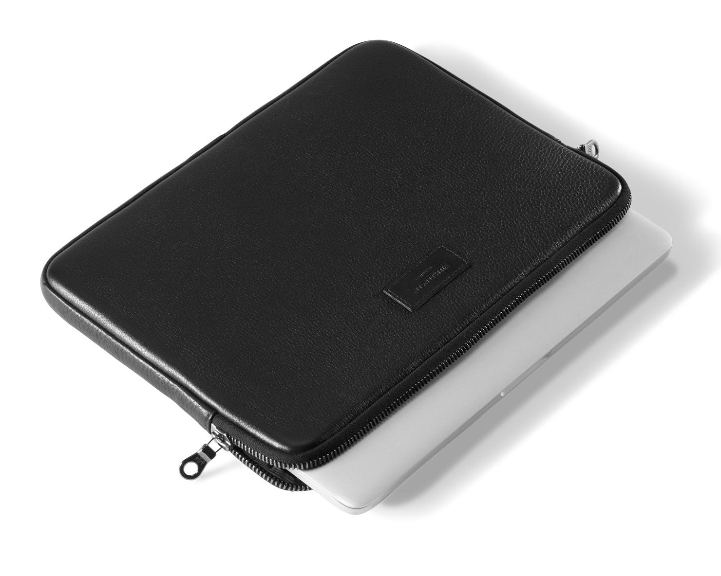 LAPTOP SLEEVE | KILLSPENCER® - Black Leather