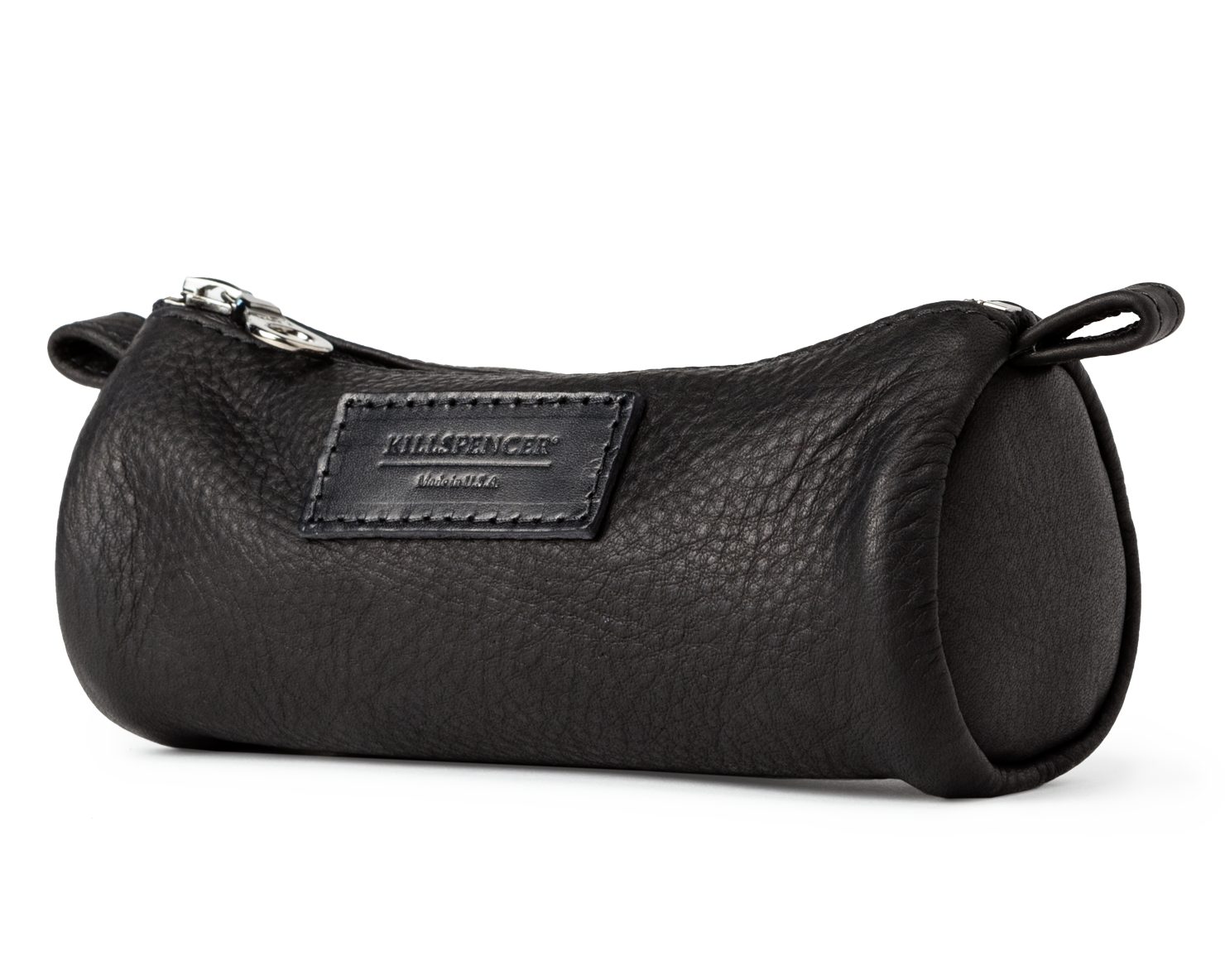 PENCIL CASE | KILLSPENCER® - Black Leather