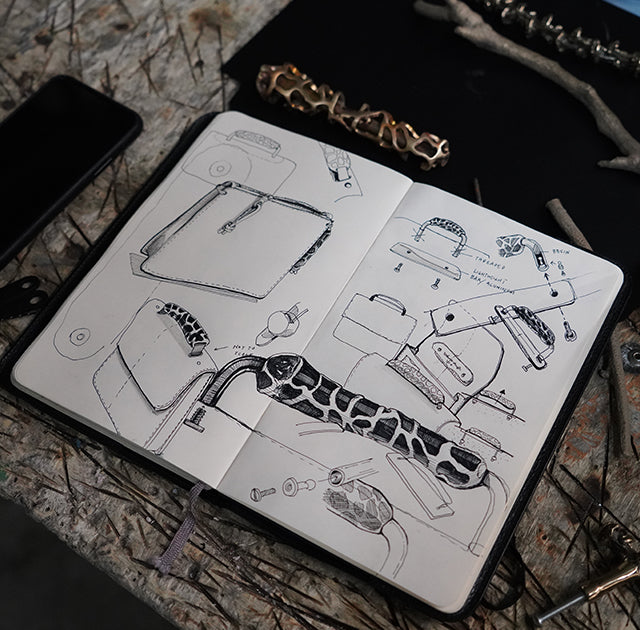KILLSPENCER® | KILLSPENCER x David Wiseman Fletcher Briefcase