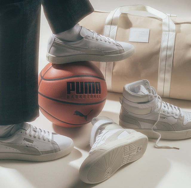 KILLSPENCER® | SPECIAL PROJECTS: PUMA HOOPS