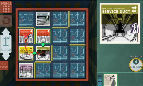 Burgle Bros Screen Shot