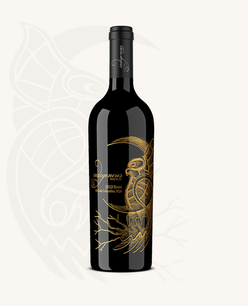 "Simo ""See-Moo"" ~ 2013 Small Lot Red Blend"