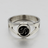 Stainless steel female symbol rings - PROMO