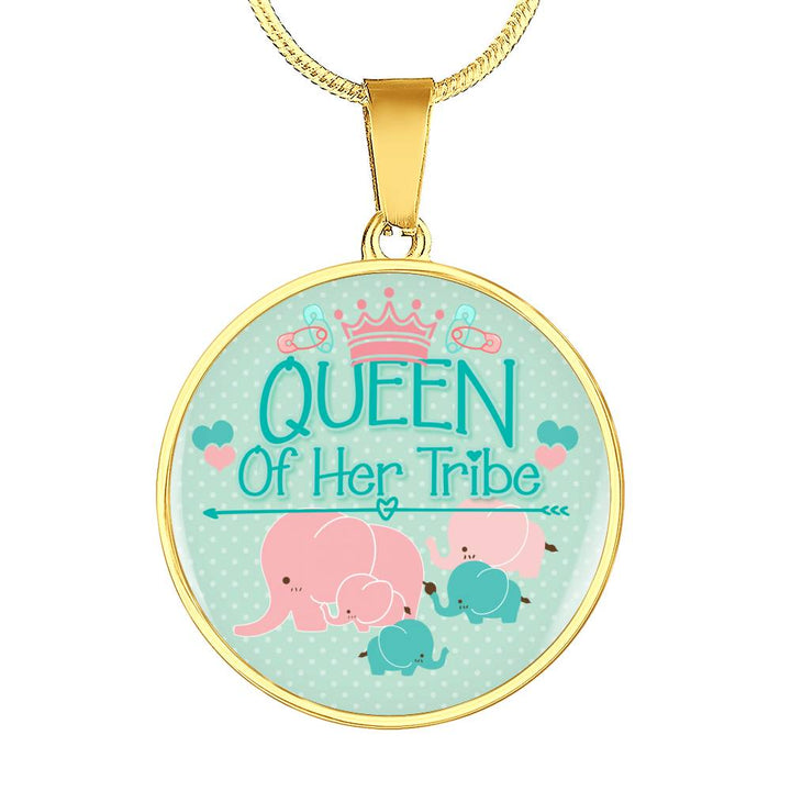 Queen of Her Tribe - Necklace