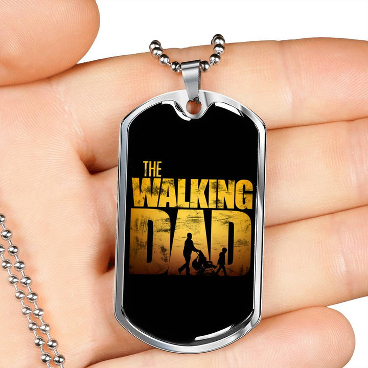 The Walking Dad - Military Chain