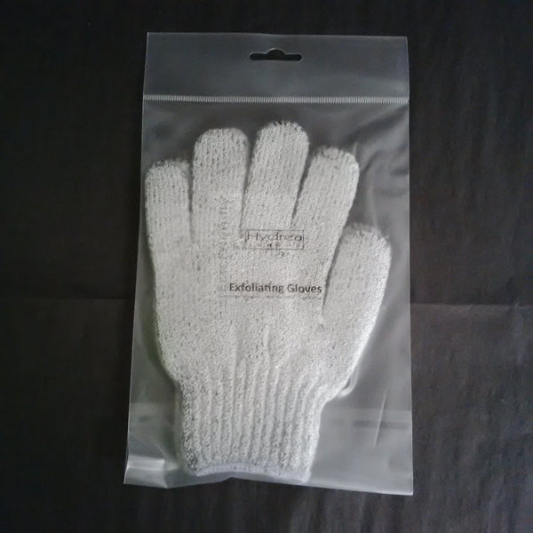 Bamboo Carbonized Exfoliating Shower Glove