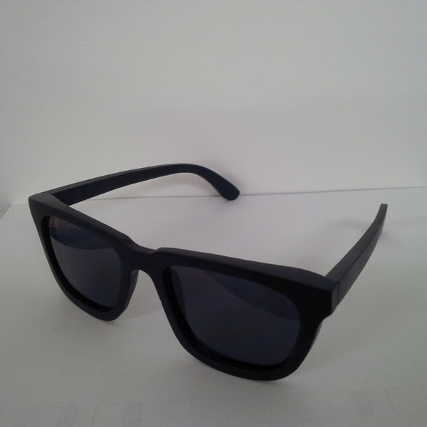 Bamboo Sunglasses-Black