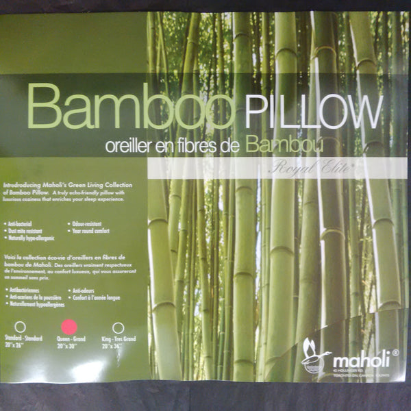 Bamboo Pillow by Maholi
