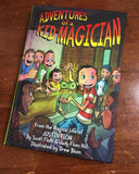 Autographed Adventures of a Kid Magician Book