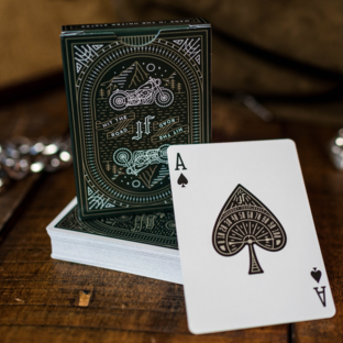Journey Fearlessly Deck of Cards (Joyriders)