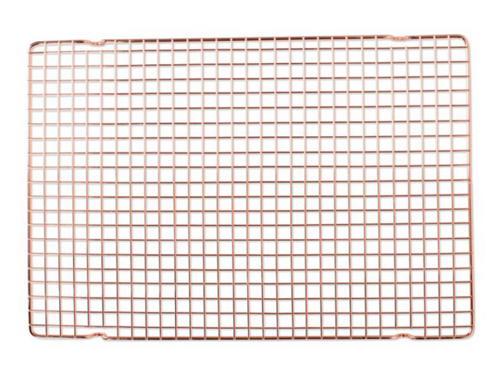 Copper-plated Grid Rack