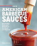 American Barbecue Sauces cookbook cover UMAi Dry