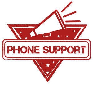 Phone Support!