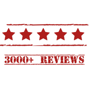 Over 2200 Reviews!