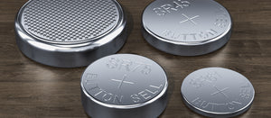 We Carry All Sizes of Coin Style Batteries, Watch Batteries, Remote Control Batteries, and Clock Batteries