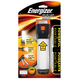 Energizer 3-in-1 Fusion LED Light