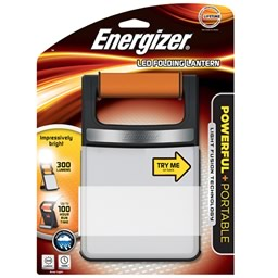 Energizer Light Fusion LED Folding Lantern