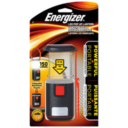 Energizer Light Fusion LED Pop-Up Lantern