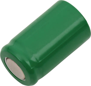Image of 1/2AA NiMH 1.2 VOLT 500mAh Industrial battery