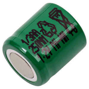 Image of 1/3AA NiMH 1.2 VOLT 250mAh Industrial battery