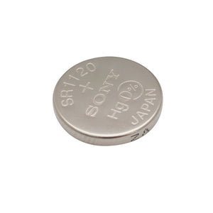 Image of Sony 391 / 381 battery