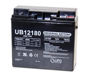 Image of SLA Battery UB12180 12V 18Ah