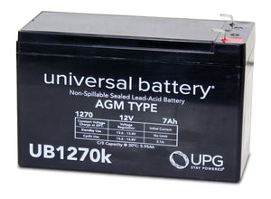 Image of SLA Battery UB1270 12V 7Ah