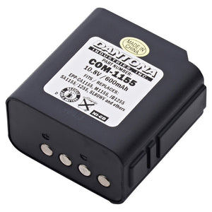 Image of Maxon SA1155 2-Way Radio Compatible NiCd Battery - DA COM-1155