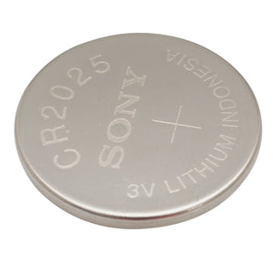 Image of Sony CR2025 battery