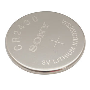 Image of Sony CR2430 battery