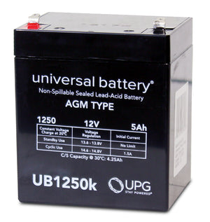 Image of SLA Battery UB1250 12V 5Ah