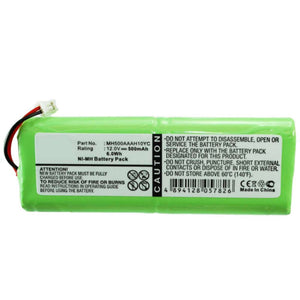 Image of Dog Collar Battery EB-DC28 Replaces DC-28, SAC00-11816, CS-SDC18SL