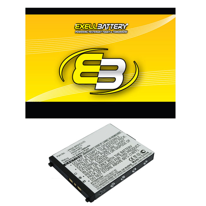 eBook Reader Battery EBBK-PRB8 for Sony Portable Reader PRS-900