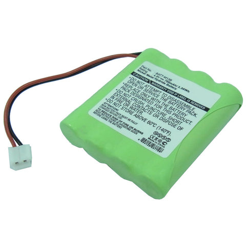 Baby Monitor Battery EBBM-M13B Replaces BATT-M13B, CS-GRM13MB